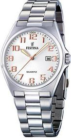 Festina Classic F16374/7 Unisexuhr Sehr gut ablesbar