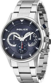 Police DRIVER PL.14383JS/03M Herrenchronograph Design Highlight