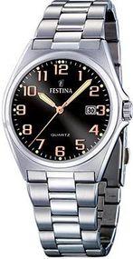Festina Classic F16374/8 Unisexuhr Sehr gut ablesbar