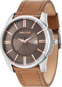 Police GOVERNOR PL14384JS.11 Herrenarmbanduhr Design Highlight