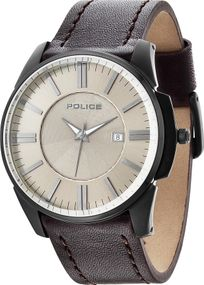 Police GOVERNOR PL14384JSB.19 Herrenarmbanduhr Design Highlight