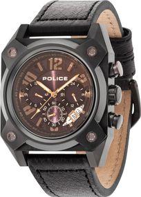 Police HELLCAT PL14691JSB.03 Herrenchronograph 2. Zeitzone