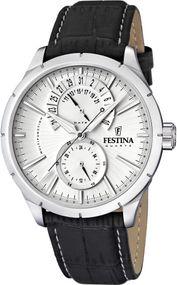 Festina Sport F16573/1 Elegante Herrenuhr Zeitloses Design