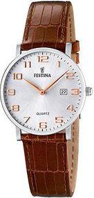 Festina Classic F16477/2 Damenarmbanduhr Klassisch schlicht