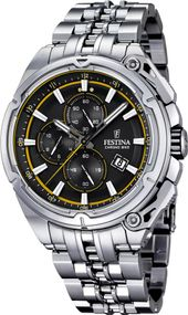 Festina Chrono Bike F16881/7 Herrenchronograph Massives Gehäuse
