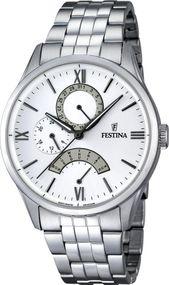 Festina Classic F16822/1 Herrenarmbanduhr Klassisch schlicht