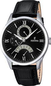 Festina Classic F16823/2 Herrenarmbanduhr Klassisch schlicht