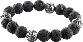 Police Jewelry HERETIC PJ.25602BSB/01 Unisex Armband Massiv gearbeitet