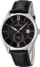 Festina Classic F16872/4 Herrenarmbanduhr Klassisch schlicht