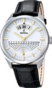 Festina Classic F16873/2 Herrenarmbanduhr Klassisch schlicht