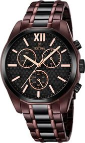 Festina Chrono F16859/1 Herrenchronograph Design Highlight