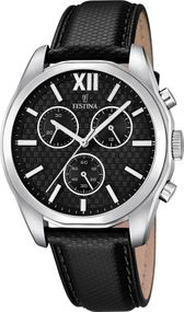 Festina Chrono F16860/1 Herrenchronograph Design Highlight