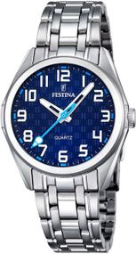 Festina Junior Collection F16903/2 Jungenuhr Sehr gut ablesbar