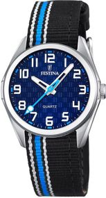 Festina Junior Collection F16904/2 Jungenuhr Sehr gut ablesbar