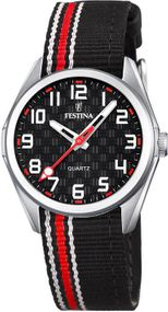 Festina Junior Collection F16904/3 Jungenuhr Sehr gut ablesbar