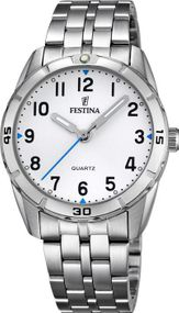 Festina Junior Collection F16907/1 Jungenuhr Sehr gut ablesbar