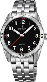 Festina Junior Collection F16907/3 Jungenuhr Sehr gut ablesbar