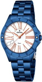 Festina Klassik F16927/1 Damenarmbanduhr Design Highlight