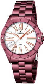 Festina Klassik F16928/1 Damenarmbanduhr Design Highlight