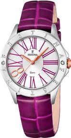 Festina Klassik F16929/2 Damenarmbanduhr Design Highlight