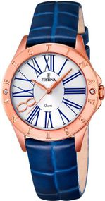 Festina Klassik F16930/1 Damenarmbanduhr Design Highlight