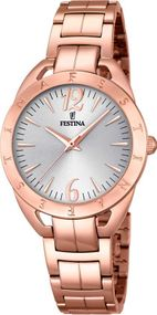 Festina Klassik F16935/1 Damenarmbanduhr Design Highlight