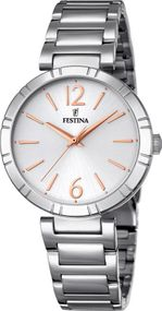 Festina Klassik F16936/1 Damenarmbanduhr Design Highlight