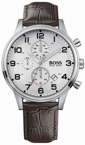Boss Gents Chrono 1512447 Herrenchronograph Zeitloses Design