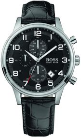 Hugo Boss Gents Chrono 1512448 Herrenchronograph Zeitloses Design