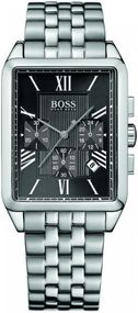 Boss Gents Chrono HB1512576 Elegante Herrenuhr Zeitloses Design