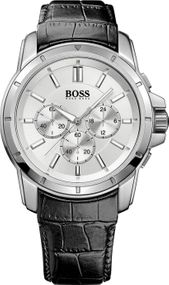Boss Origin Chrono 1512927 Herrenchronograph Massives Gehäuse