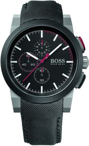 Boss Neo Chrono 1512979 Herrenchronograph Massives Gehäuse