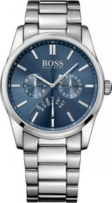 Boss HERITAGE 1513126 Herrenarmbanduhr Design Highlight