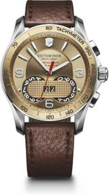 Victorinox Swiss Army Chrono Classic 1/100th 241617 Herrenchronograph Digitale Chronographenanzeige