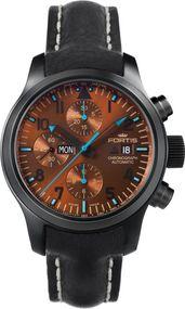Fortis B-42 Blue Horizon 656.18.95.L Herrenchronograph Streng Limitierte Auflage
