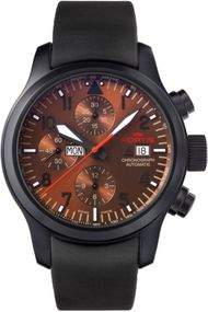 Fortis B-42 Aeromaster Dusk 656.18.98.K Herrenchronograph Sehr gut ablesbar