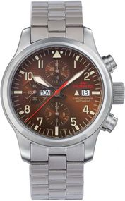 Fortis B-42 Aeromaster Dawn 656.10.18.M Herrenchronograph Sehr gut ablesbar
