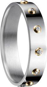Bering Jewelry Symphony 555-12-x2 Ring Innenring