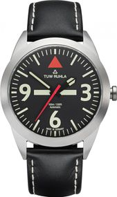 TUW Ruhla Aviator 10543-021602 Automatic Mens Watch Excellent readability