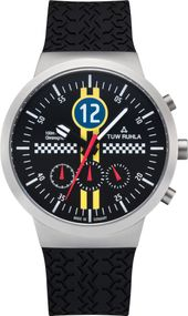 TUW Ruhla Rallye 60842-021702A Mens Chronograph very sporty