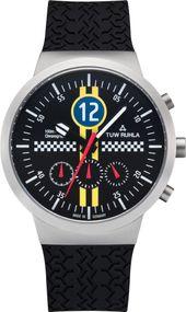 TUW Ruhla Rallye 60842-021702A Herrenchronograph Sehr Sportlich