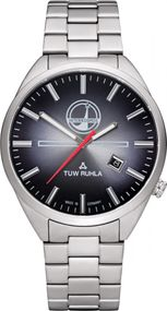 TUW Ruhla Interkosmos 60740-021101 Mens Wristwatch Design Highlight