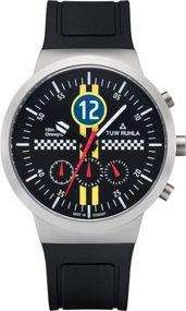 TUW Ruhla Rallye 60842-021702B Herrenchronograph Sehr Sportlich