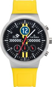 TUW Ruhla Rallye 60842-021706B Mens Chronograph very sporty