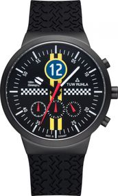 TUW Ruhla Rallye 60842-022702A Mens Chronograph very sporty