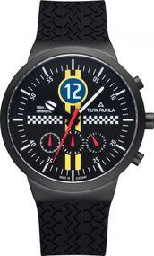 TUW Ruhla Rallye 60842-022702A Herrenchronograph Sehr Sportlich