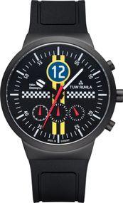 TUW Ruhla Rallye 60842-022702B Herrenchronograph Sehr Sportlich