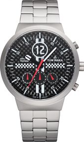TUW Ruhla Rallye 60842-021101C Mens Chronograph very sporty