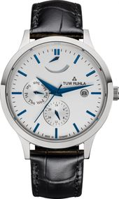 TUW Ruhla 1892 Automatik 21042-011502 Automatic Mens Watch Classic & Simple