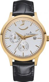 TUW Ruhla 1892 Automatik 21042-013502 Automatic Mens Watch Classic & Simple